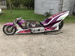 Complete top fuel motorcycled package  for sale $20,000
