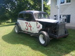 1935 Ford coach