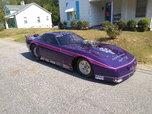 Beautiful Fast 1990 Corvette Drag Car