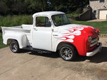 1954 Dodge five window truck  for sale $16,000