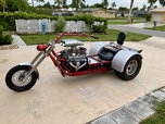 350 Chevy V8 Trike   for sale $20,000