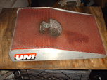UNI air filter for standard carb  for sale $25