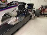 "1988 Neal & Parks 235"" super comp dragster  for sale $15,000"