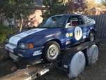 1984 Honda CRX ITC racecar  for sale $2,000