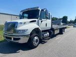 2018 International 4300 Tow Truck Rollback/Wrecker Diesel  for sale $79,995