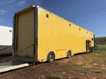 2001 Featherlite Nascar Hauler with 2007 Volvo Truck  for sale $94,000
