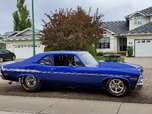 1970 Nova  for sale $65,000