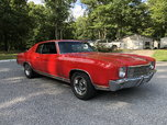 1970 Chevrolet Monte Carlo  for sale $29,900
