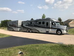 Used 2015 Renegade 45' XL Motorhome & 2016 Renegade 30'