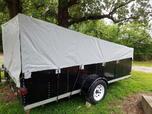 Custom Built Formula Vee Trailer  for sale $2,400