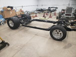 70 Chevelle pro street chassis w ford 9 inch  for sale $9,500