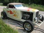 1932 High Boy Roadster with removable top
