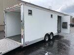 24' 2004 Cargo Mate Eliminator enclosed trailer  for sale $8,500