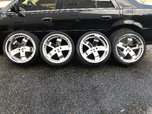 "Set of 4 Niche chrome rims 19"". Fits Nissan  for sale $750"