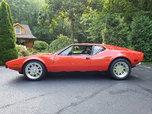 1972 DeTomaso Pantera  for sale $135,000
