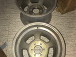 Halibrand 12 X 16 Magnesium Wheels - Brand New   for sale $5,000