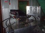 Fuel pump flow bench.  for sale $1