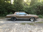 1985 Chevy Monte Carlo  for sale $5,000