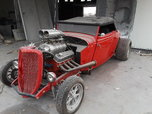 1934 Ford Roadster  for sale $27,500