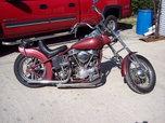 1948 Harley Davidson Panhead Chopper  for sale $8,000