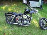 1958 Harley Davidson Chopper  for sale $8,000
