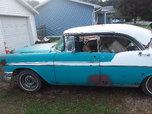 1956 Chevrolet Bel Air  for sale $4,500