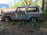 1968 Jeep Commando  for sale $1,850
