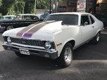 1971 Nova SS 572 big block  for sale $24,000