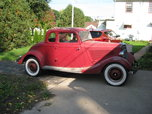 all steel '34 Ford coupe  for sale $29,000