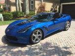 2014 Chevrolet Corvette Premiere Edition Laguna Blue Coupe  for sale $44,900