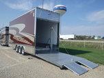 2007 Haulmark Stacker Trailer - Gemini auto Lift -   for sale $175,500