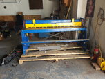 6 foot stomp shear  for sale $5,000