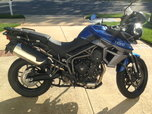 2017 Triumph Tiger XRX  for sale $11,900