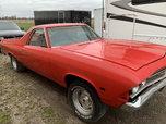 1968 Chevrolet El Camino  for sale $4,800