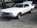 1971 Chevrolet Monte Carlo  for sale $15,000