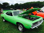 1970 Plymouth Barracuda  for sale $63,000
