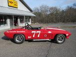 1965 Corvette Road Race Car SCCA SVRA   for sale $35,000