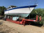 48' Semi sailboat or power