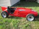 vintage midget roadster