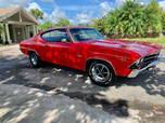 1969 CHEVELLE SS  for sale $45,000