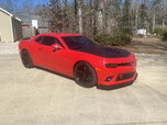 2014 Camaro 2SS 1LE package   for sale $27,800