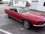 1969 Ford Mustang  for sale $24,999