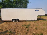 35' Stacker Trailer - Well Appointed - 3 car  for sale $17,000