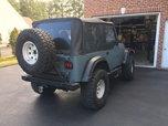 1998 Jeep TJ  for sale $16,500