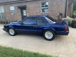87 Turbo Fox Body Notchback  for sale $13,000