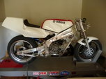 1989 Yamaha TZ250W Reverse Cylinder Project  for sale $5,500