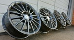 "18"" MERCEDES-BENZ AMG V 16-SPOKE WHEELS 2X 7.5J ET37 2X  for sale $1,500"