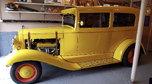 1930 Chevy Sedan Street Rod