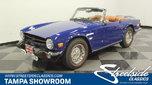 1975 Triumph TR6  for sale $26,995