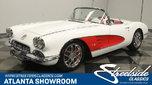 1959 Chevrolet Corvette Convertible Restomod  for sale $96,995